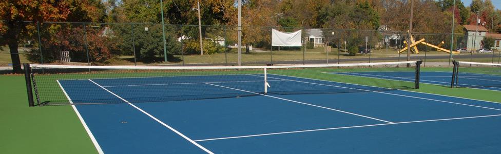 Tennis Court Maintenance Services